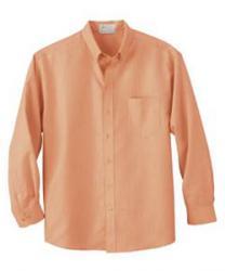 Il Migliore Men's Yarn-Dyed Stripe Long Sleeve Shirt