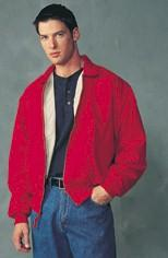ACHIEVER Lined Microfiber Jacket