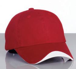 Port Authority Signature® Chevron Curved Cap