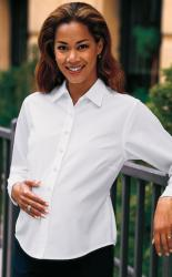Port Authority Maternity Easy Care Shirt