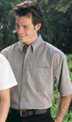 DELEGATE Wrinkle-Resistant Short Sleeve Shirt