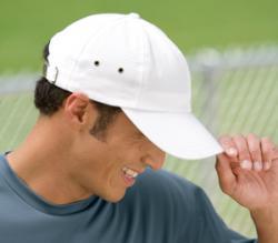 Port & Company® - Fashion Twill Cap with Metal Eyelet