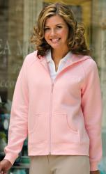 LADY HANNAH Quilted Hooded Jacket